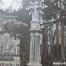 Coleccionismo: ALBACETE ANTIGUA LAMINA HUECOGRABADO. Lote 278705148