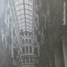 Coleccionismo: ALBACETE ANTIGUA LAMINA HUECOGRABADO. Lote 278705198