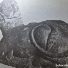 Coleccionismo: ALBACETE ANTIGUA LAMINA HUECOGRABADO. Lote 278705228