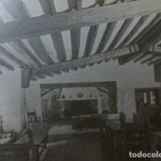 Coleccionismo: ALBACETE ANTIGUA LAMINA HUECOGRABADO. Lote 278705978
