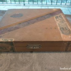 Coleccionismo: ANTIGUA CAJA DE PUROS CORDON ROUGE SELECTION JOSÉ GENER HABANA AÑOS 20-30. Lote 278826448