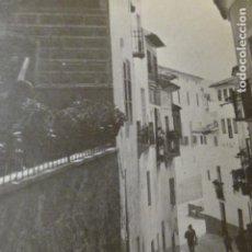 Collectionnisme: CEHEGIN MURCIA ANTIGUA LAMINA HUECOGRABADO. Lote 278827563