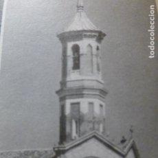 Coleccionismo: HELLIN ALBACETE ANTIGUA LAMINA HUECOGRABADO. Lote 278923728