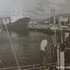 Coleccionismo: ESCOMBRERAS MURCIA ANTIGUA LAMINA HUECOGRABADO. Lote 278924513