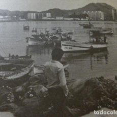Coleccionismo: AGUILAS MURCIA ANTIGUA LAMINA HUECOGRABADO. Lote 278924568