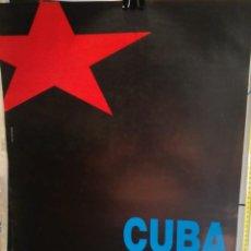 Coleccionismo: LAMINA MANIFESTACIÓ CUBA PER LA SOBIRANIA. Lote 279406088