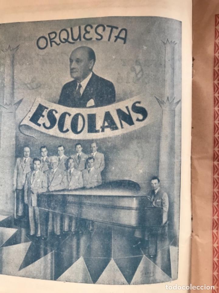 Coleccionismo: PROGRAMA DE FIESTA MAYOR DE LA BISBAL DEL PENEDÈS 1946. - Foto 4 - 280641643
