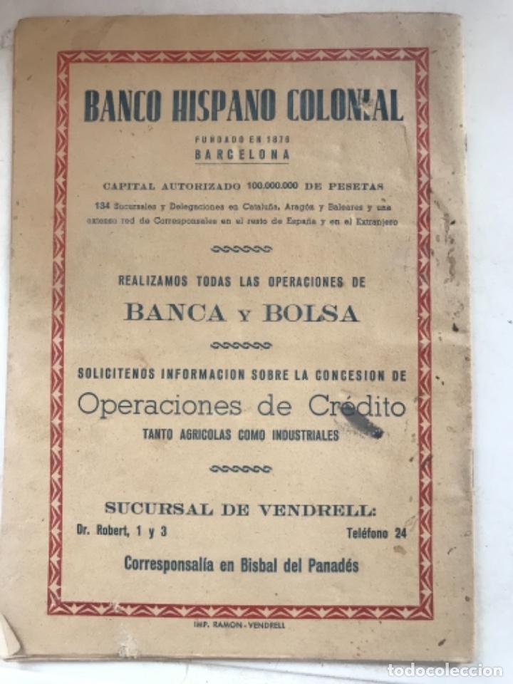 Coleccionismo: PROGRAMA DE FIESTA MAYOR DE LA BISBAL DEL PENEDÈS 1946. - Foto 6 - 280641643