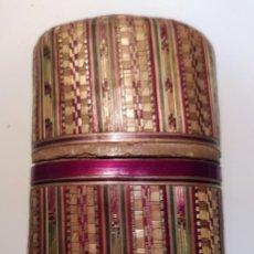Coleccionismo: TABAQUERA FILIPINA. Lote 280902613