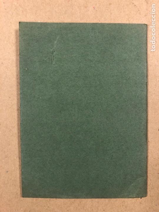 Coleccionismo: EXPOSICIÓN PERMANENTE INDUSTRIAS ALAVESAS. AÑOS 20. LIBRETO CON ÍNDICE PRODUCTORES ALAVESES - Foto 9 - 282563468