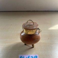 Coleccionismo: POTE DE DECORACIÓN. Lote 287364358