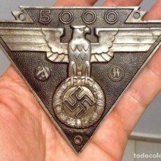 Coleccionismo: ORIGINAL INSIGNIA DE WAFFEN SS , SA ,WEHRMACHT, TERCER REICH , NAZI ALEMANIA ,ADOLF HITLER . Lote 287386163