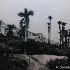 Coleccionismo: SAN NICOLAS GRAN CANARIA ANTIGUA LAMINA HUECOGRABADO. Lote 287612538