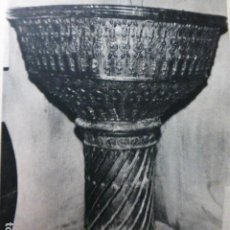 Coleccionismo: VALSEQUILLO GRAN CANARIA ANTIGUA LAMINA HUECOGRABADO. Lote 287616448