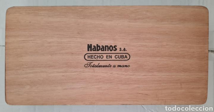 Coleccionismo: CAJA DE PUROS COHIBA MADURO 5 MAGICOS (VACIA) - Foto 5 - 287692863