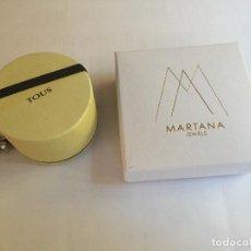 Coleccionismo: CAJAS PARA JOYERIA TOUS Y MARTANA. Lote 288611998