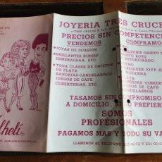 Coleccionismo: PROGRAMA TEATRO PRÍNCIPE GRAN VÍA CAPULLITO DE ALHELI. Lote 288655178