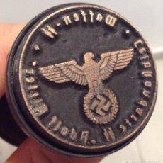 Coleccionismo: SELLO DE WAFFEN SS, WEHRMACHT , NSDAP , TERCER REICH, ADOLF HITLER . Lote 288742688