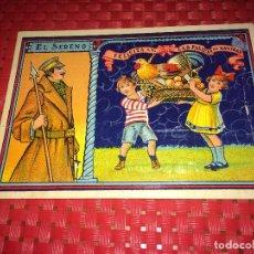 Collezionismo: EL SERENO FELICITA A V. LAS PACUAS DE NAVIDAD - DICIEMBRE 1931 - TAMAÑO POSTAL. Lote 290847118
