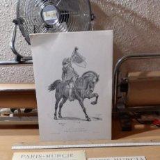 Coleccionismo: PARIS MURCIE FASCIMIL 1879 UNO FRANCES, OTRO ESPAÑOL Y REPRODUCCION GRAN ESCALA LAMINAS. Lote 293829373