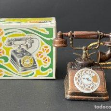 Coleccionismo: SACAPUNTAS -AFILALAPIZ - TELÉFONO - PLAYME - REF. 959 - CAJA ORIGINAL.. Lote 294161173