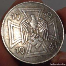 Coleccionismo: MEDALLÓN DE WEHRMACHT 1939 MÚNICH , TERCER REICH , NAZI ALEMANIA ,ADOLF HITLER . Lote 294966488