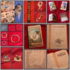 Coleccionismo: LOTE ANTIGÜEDADES VARIAS. LEER DESCRIPCIÓN, VER FOTOS. Lote 294967063