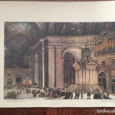 Coleccionismo: EL ESCORIAL REAL MONASTERIO EN JUEVES SANTO ELÉXPURU HERMANOS S.A. BILBAO. Lote 295645193
