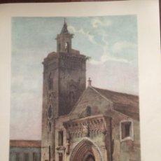 Coleccionismo: TORRES DE SAN MARCOS SEVILLA ELÉXPURU HERMANOS S.A. BILBAO. Lote 295647483
