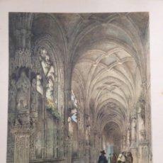 Coleccionismo: CLAUSTRO DEL CONVENTO DE SAN JUAN DE LOS REYES TOEDO ELÉXPURU HERMANOS S.A. BILBAO. Lote 295647748