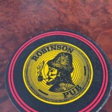 Coleccionismo: ROBINSON PUB - BURGOS. Lote 297248773
