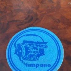 Coleccionismo: POSAVASOS SIN CLASIFICAR (TIMPANO).. Lote 297253968