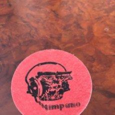 Coleccionismo: POSAVASOS SIN CLASIFICAR (TIMPANO).. Lote 297255138