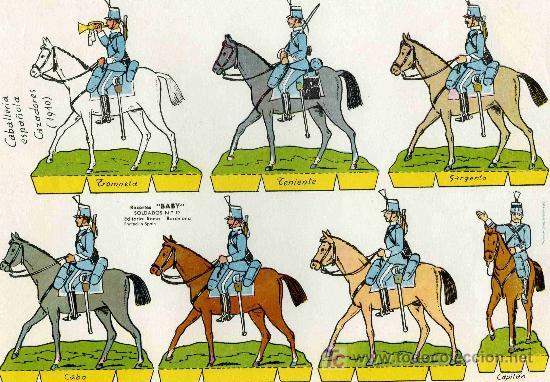 RECORTABLE BABI SERIE SOLDADOS Nº 12 EDIT. ROMA (Coleccionismo - Recortables - Soldados)