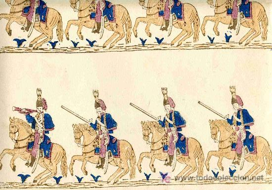 RECORTABLE ELS SOLDATS S/N. HAY TRES LINEAS DE SOLDADOS, MUY ANTIGUO, 45X34 CTS. (Coleccionismo - Recortables - Soldados)