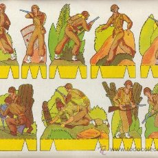 Coleccionismo Recortables: RECORTABLES PEPI EDITORIAL ROMA SERIE SOLDADOS Nº 4. Lote 15393370