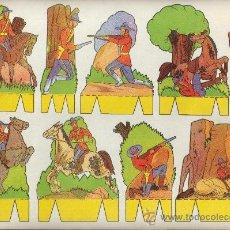 Coleccionismo Recortables: RECORTABLES PEPI EDITORIAL ROMA SERIE SOLDADOS Nº 7. Lote 18592643