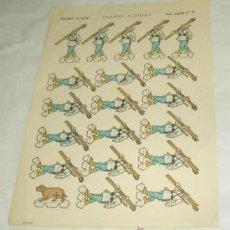Coleccionismo Recortables: RECORTABLE TROPAS ALPINAS,ED.LA TIJERA. Lote 132519782