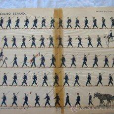Coleccionismo Recortables: RECORTABLE EDITORIAL HERNANDO. Lote 30137506