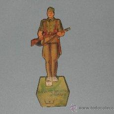 Coleccionismo Recortables: (M.C) RECORTABLES EJERCITO NACIONAL LEGIONARIO, ALMACENES ALEMANES , . Lote 30803248