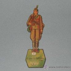 Coleccionismo Recortables: (M.C) RECORTABLES EJERCITO NACIONAL CABO, ALMACENES ALEMANES , . Lote 30803301