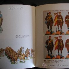 Coleccionismo Recortables: EL RECORTABLE MILITAR ESPAÑOL. Lote 31503309