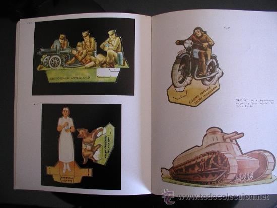 Coleccionismo Recortables: EL RECORTABLE MILITAR ESPAÑOL - Foto 5 - 31503309
