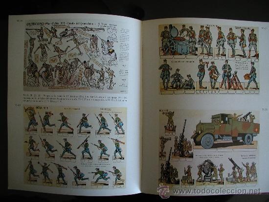 Coleccionismo Recortables: EL RECORTABLE MILITAR ESPAÑOL - Foto 6 - 31503309
