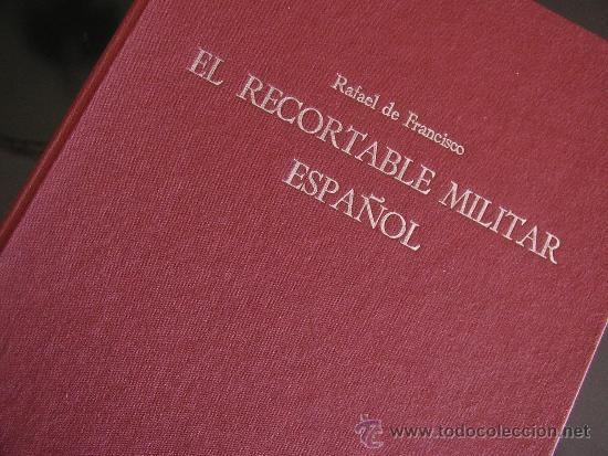 Coleccionismo Recortables: EL RECORTABLE MILITAR ESPAÑOL - Foto 9 - 31503309