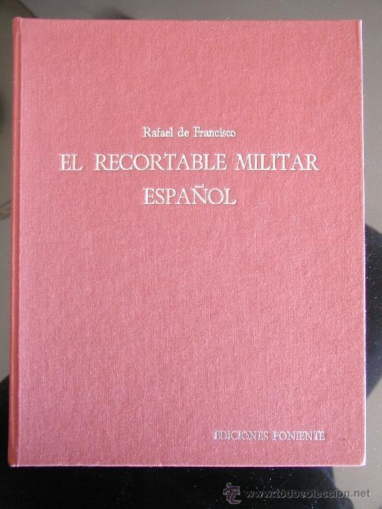 Coleccionismo Recortables: EL RECORTABLE MILITAR ESPAÑOL - Foto 10 - 31503309