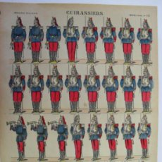 Coleccionismo Recortables: IMAGERIE D'EPINAL.PELLERIN GARDE REPUBLICAINE Nº 187. Lote 31837671
