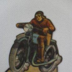Coleccionismo Recortables: TROQUELADO EJERCITO POPULAR.SECCION MOTORIZADA. Lote 32508501