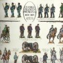 Coleccionismo Recortables: RARA COLECCION DE ANTIGUOS RECORTABLES DE SOLDADOS GUERRAS FRANCO PRUSIANA Y DE LA REVOLUCION VER . Lote 35505152