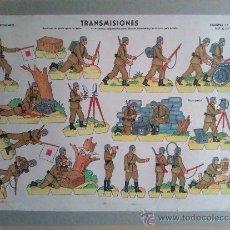 Coleccionismo Recortables: LA TIJERA---RECORTABLE SERIE 35. Lote 36580533